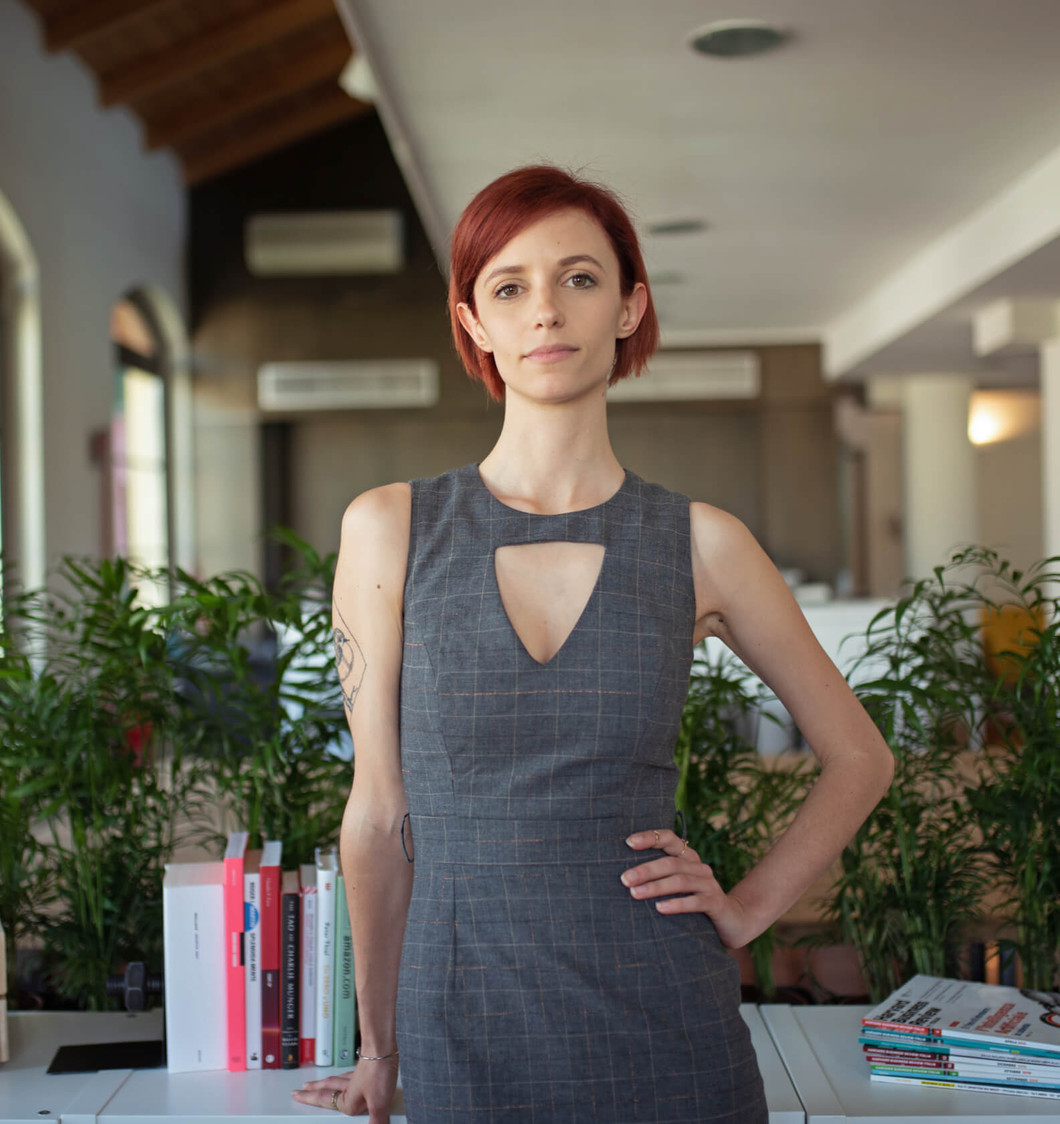 Rossana Colombo - Executive Assistant